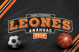 Torneo Interprepas Leones Anáhuac 2018