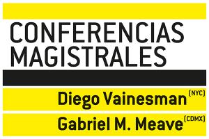 Conferencias Magistrales de la Escuela de Diseño Gráfico