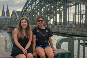 Realizan estancia en la Universidad de Colonia, Alemania