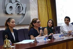 Apertura del Diplomado en Comercio Internacional y Logística