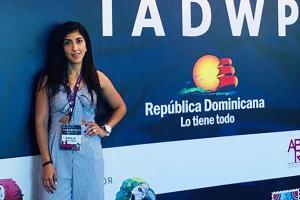 Catedrática de Dirección de Empresas de Entretenimiento actualiza sus conocimientos en República Dominicana