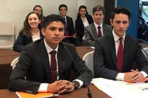 Sesión de Debate como parte de las actividades previas al PIBA 2019