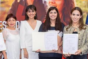 Entrega de Certificados Internacionales en Lenguas Extranjeras