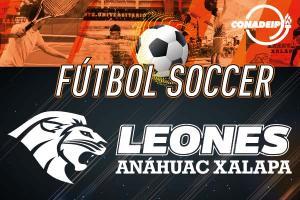 Fútbol Soccer Varonil: UAX vs UAP