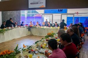 Desayuno Anual de Consejeros Anáhuac