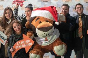 Brindis Navideño de Egresados 2018 Back to the Beginning