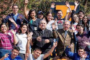 Calurosa Bienvenida a Estudiantes que se integran en este Invierno