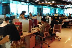 Visita a la agencia Leo Burnett y al periódico Reforma