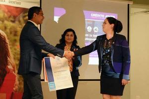 El programa Crédito Joven se presenta en la Anáhuac