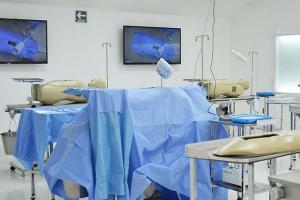 Laboratorios de vanguardia para la enseñanza de Ciencias de la Salud