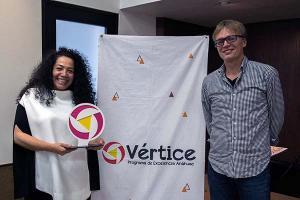 Fundación Ubuntu Mundo imparte Conferencia a Grupo Vértice