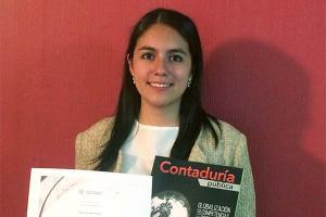 María Elisa Valdez Andrade: El Rol del Contador en las Empresas