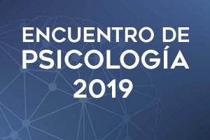 Encuentro de Psicología 2019