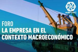 Foro La Empresa en el Contexto Macroeconómico