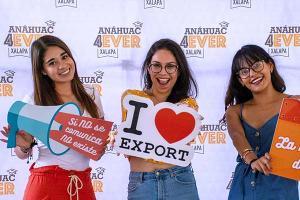 Decimos Hasta Pronto a la Generación 2019: Anáhuac 4EVER