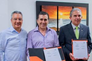 Se renueva Convenio de Colaboración con la Asociación de Industriales del Estado de Veracruz, A.C.