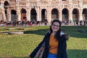 Licenciatura en Derecho: Exitosa Experiencia Internacional en Roma