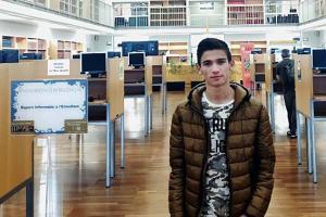 Intercambio Académico en España de Alumno de Negocios Internacionales