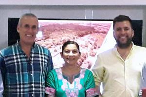 Reunión del Consejo Consultivo Académico de la Escuela de Turismo