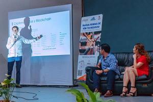 Destacado Simposio de Tendencias Fintech, Blockchain y Criptoactivos