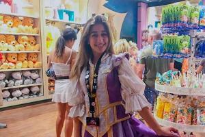 Alumna de la Licenciatura en Turismo participa en el Disney ICP 2019