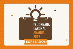 IV Jornada Laboral Anáhuac 2019