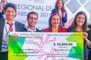 Alumnos de Finanzas Participan en Maratón Regional de Ética y Contabilidad