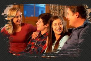 Plática de Adolescencia & Familia