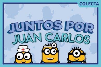 Juntos por Juan Carlos, Colecta de ASUA
