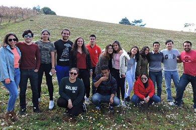 Primer Seminario de Integración de Grupos de Liderazgo
