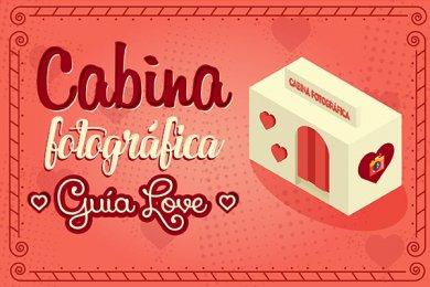 Cabina Fotográfica Guía Love