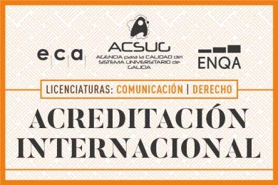 Audiencia Pública de la Acreditación Internacional por ACSUG