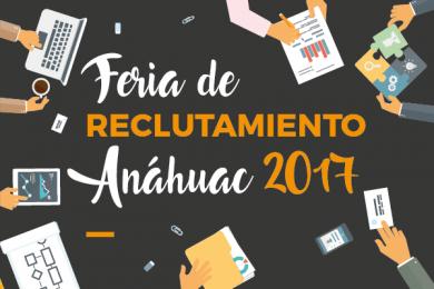 Feria de Reclutamiento Anáhuac 2017