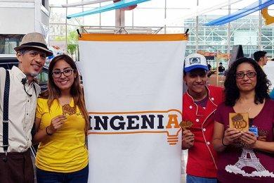Grupo IngeniA presente en el Oktoberfest Xalapa 2017