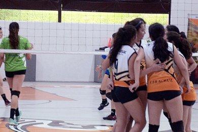 Inicia la actividad en Voleibol Anáhuac