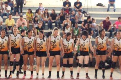 Leonas Campeonas de Torneo del Club Rotario