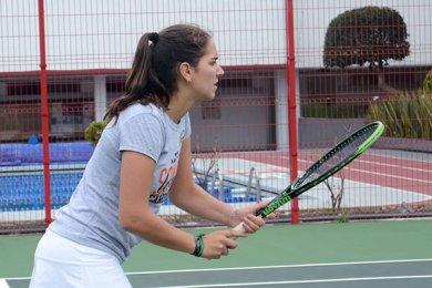 Representativo de Tenis en la Primera Etapa CONADEIP