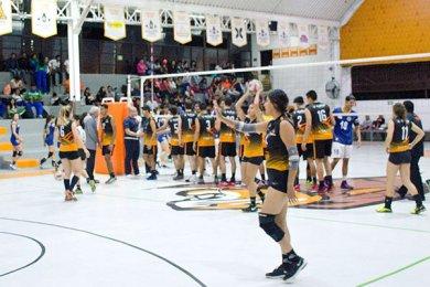 Torneo de Voleibol Anáhuac Xalapa 2017 y Doble Jornada ABE
