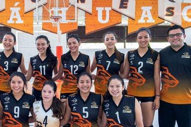 Voleibol Femenil Anáhuac Xalapa va al Nacional