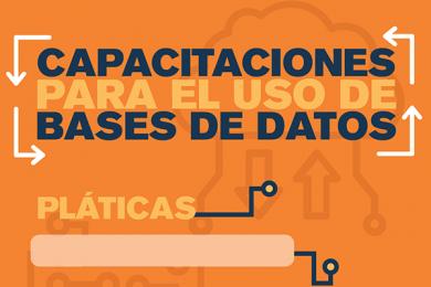 Capacitaciones para el uso de Bases de Datos