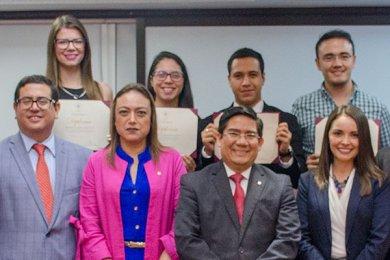 Clausura del Diplomado en Finanzas para los Negocios