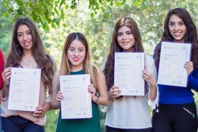 Certificación Internacional de Inglés