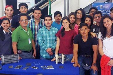 La Escuela de Ingeniería realizó viaje a Cuernavaca y Querétaro