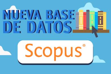 Scopus, nueva Base de Datos