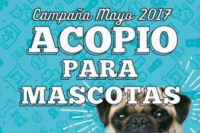 Campaña de Acopio para Mascotas