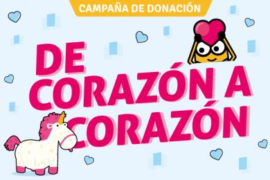 De Corazón a Corazón, Campaña de Donación de Grupo ASUA