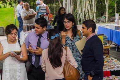 Feria del Libro: E²AX Exhibición Editorial Anáhuac Xalapa