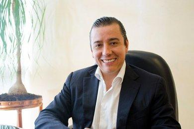Rodrigo Campos Vallejo, Director General del Grupo Campos Reyeros y Cia.
