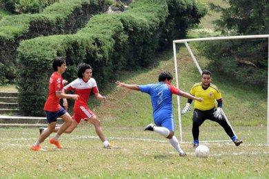 Finanzas y Contaduría triunfa en el Torneo Interno de Fútbol 5