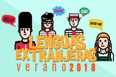 Lenguas Extranjeras Verano 2018